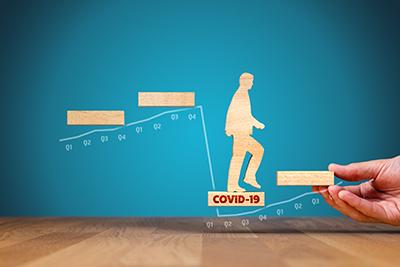 Start-up + crédits Covid-19 = survie